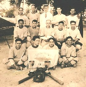 Central Soledad Baseball Team of 1914